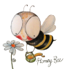 the BUZzz HONEY BEE